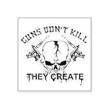Tattoo Guns Sticker