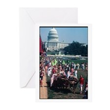 OX POWER Greeting Cards (Pk of 10)