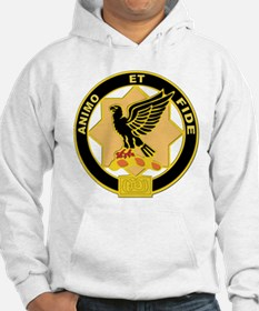 DUI - 3rd Squadron - 1st Cavalry Regiment Hoodie