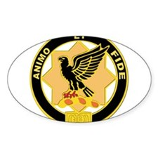 DUI - 3rd Squadron - 1st Cavalry Regiment Decal