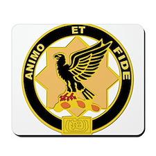 DUI - 3rd Squadron - 1st Cavalry Regiment Mousepad