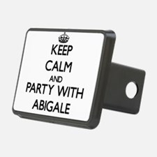 Keep Calm and Party with Abigale Hitch Cover