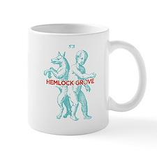Hemlock Grove Werewolf Mug