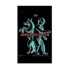 Hemlock Grove Werewolf Decal