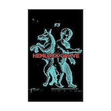 Hemlock Grove Werewolf Decal