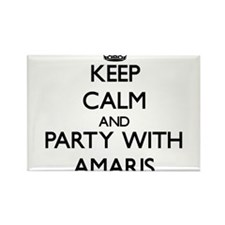 Keep Calm and Party with Amaris Magnets