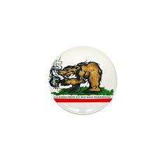 CALIFORNIA BRING DAT BEAT BAC Mini Button