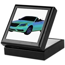 Chrysler 200 Convertible Keepsake Box