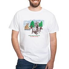 Six Poodles Prancing Shirt