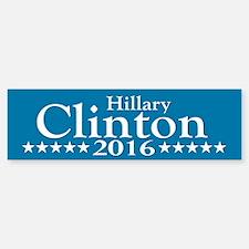 Hillary Clinton 2016 Bumper Bumper Bumper Sticker
