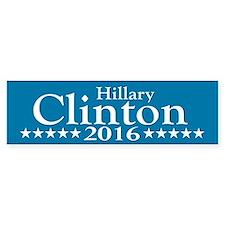 Hillary Clinton 2016 Bumper Bumper Sticker