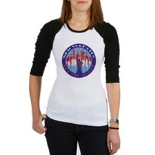 NYC Big Apple patriot Baseball Jersey