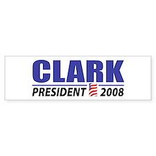 Clark 2008 Bumper Bumper Sticker