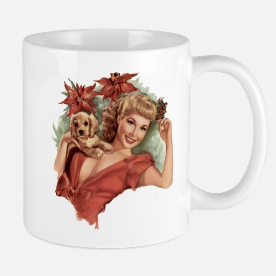 A Lovely Holiday Mug