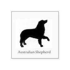 Australian Shepherd profile Sticker