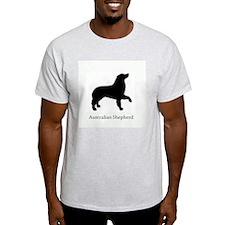 Australian Shepherd profile T-Shirt