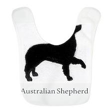 Australian Shepherd profile Bib