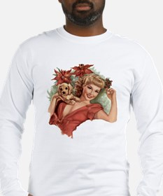 A Lovely Holiday Long Sleeve T-Shirt