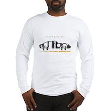Anthony black car Long Sleeve T-Shirt