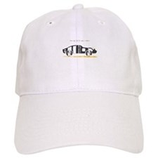 Anthony black car Baseball Cap