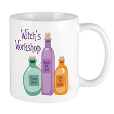 Witchs Workshop Mugs