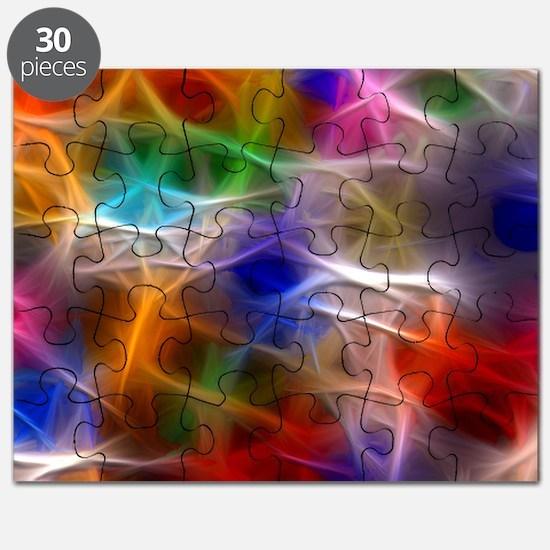 Fractal Rainbow Puzzle