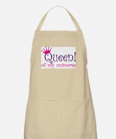 Queen of my Universe BBQ Apron