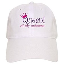 Queen of my Universe Baseball Cap