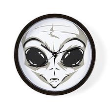 Lucky7's Alien Head Wall Clock