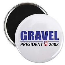 """Gravel 2008 2.25"""" Magnet (10 pack)"""