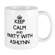 Keep Calm and Party with Ashlynn Mugs