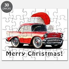BabyAmericanMuscleCar_57BA_Xmas Puzzle