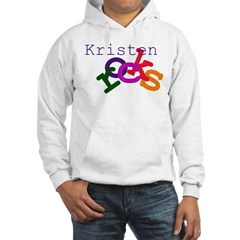 Kristen Rocks Hoodie