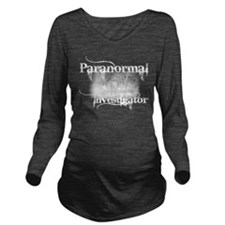 paranormal investigator dark.png Long Sleeve Mater