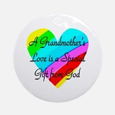 SPECIAL GRANDMA Ornament (Round)