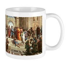 School Of Athens By Raphael Mug