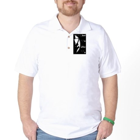 feel it play it Golf Shirt