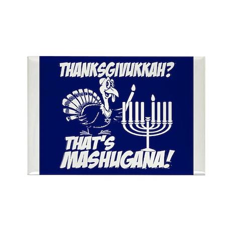 Thanksgivukkah Thats Mashugana Magnets