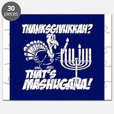 Thanksgivukkah Thats Mashugana Puzzle