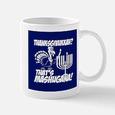 Thanksgivukkah Thats Mashugana Mugs
