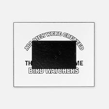 Bird Watchers Design Picture Frame