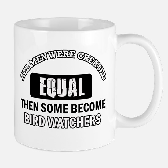 Bird Watchers Design Mug
