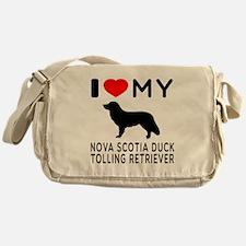 I Love My Nova Scotia Duck Tolling Retriever Messe