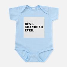 Best Granddad Ever Body Suit