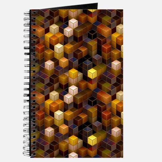 SteamCubism - Brass Journal