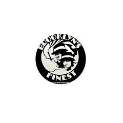 BK FINEST Mini Button (10 pack)
