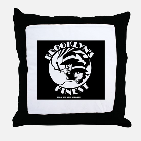 BK FINEST Throw Pillow