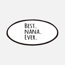 Best Nana Ever Patches