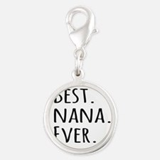 Best Nana Ever Charms