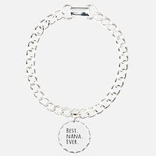 Best Nana Ever Bracelet